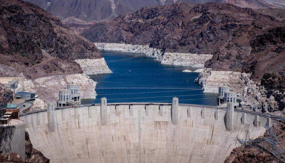 Lake Mead lowest in decades...