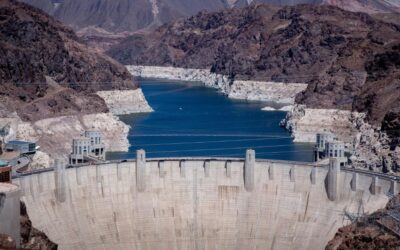 Lake Mead lowest in decades…
