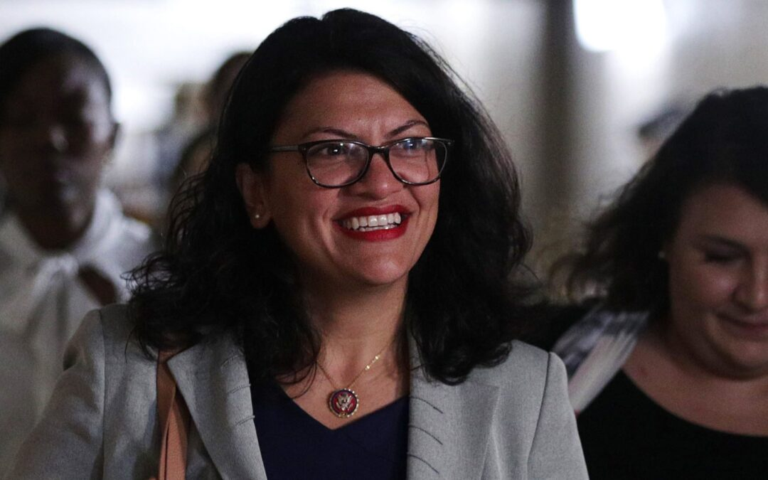 Rashida Tlaib Says She Doesn't Have Freedom of Speech In Tweet To Her 1.4 Million Followers
