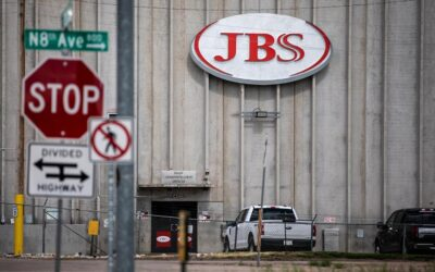 JBS paid $11 million ransom after meat hack…