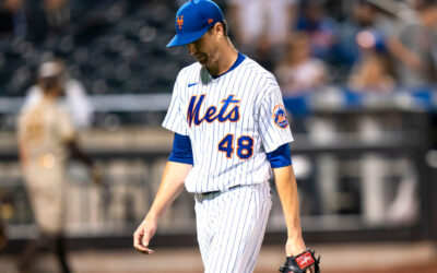 Mets need to be sure Jacob deGrom is OK