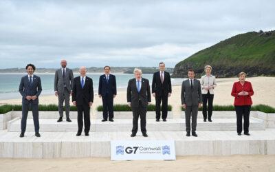 G7 backs cash splash to push post-COVID economic recovery
