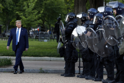 Media Didn't Get Lafayette Park 'Wrong'–They Lied
