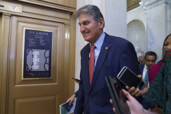 Manchin's West Virginia Values: 'No' Means 'No'