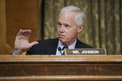YouTube Bans Sen. Johnson for Covid Treatment Talk
