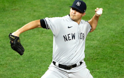 Zack Britton pitches scoreless inning in return to Yankees
