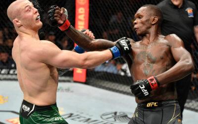 Israel Adesanya cruises past Marvin Vettori during UFC 263 title defense