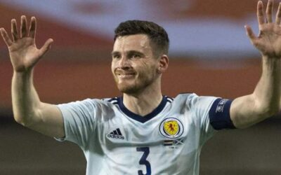 Robertson tells Scotland to believe they belong after '23 long years of waiting'
