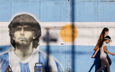 Maradona death probe: Argentina prosecutor questions star's nurse