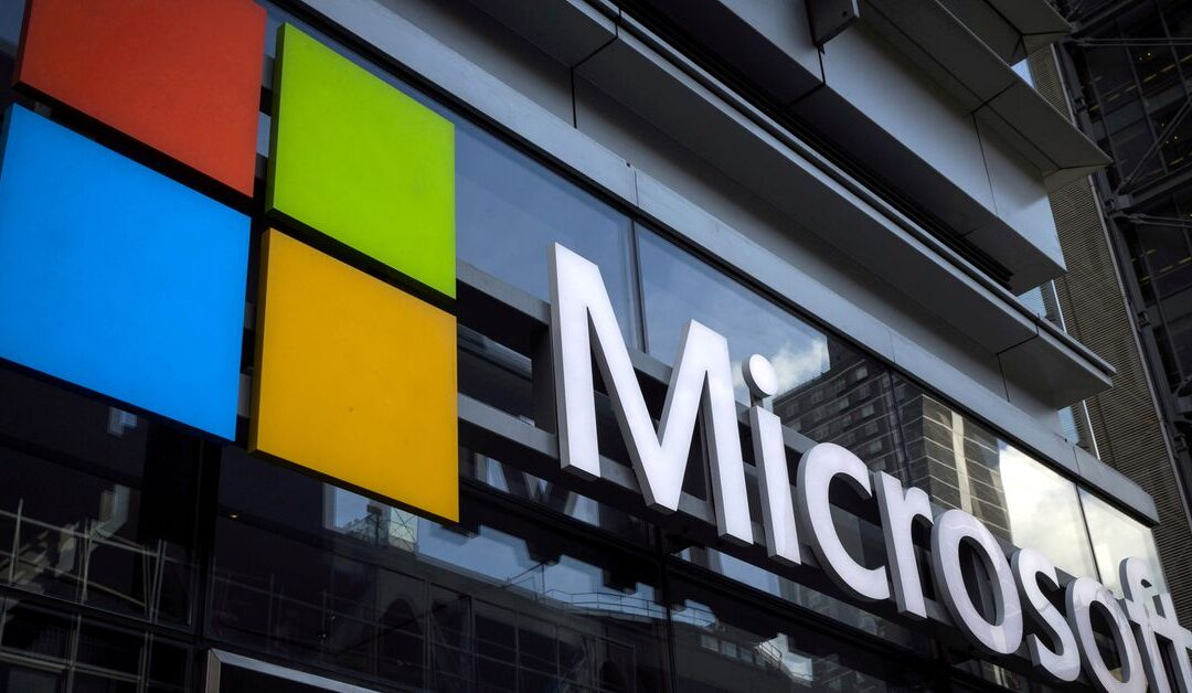 MICROSOFT says group sold tools to expose Windows...
