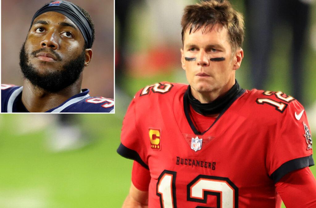 Tom Brady in for rude New England awakening: Patriots player