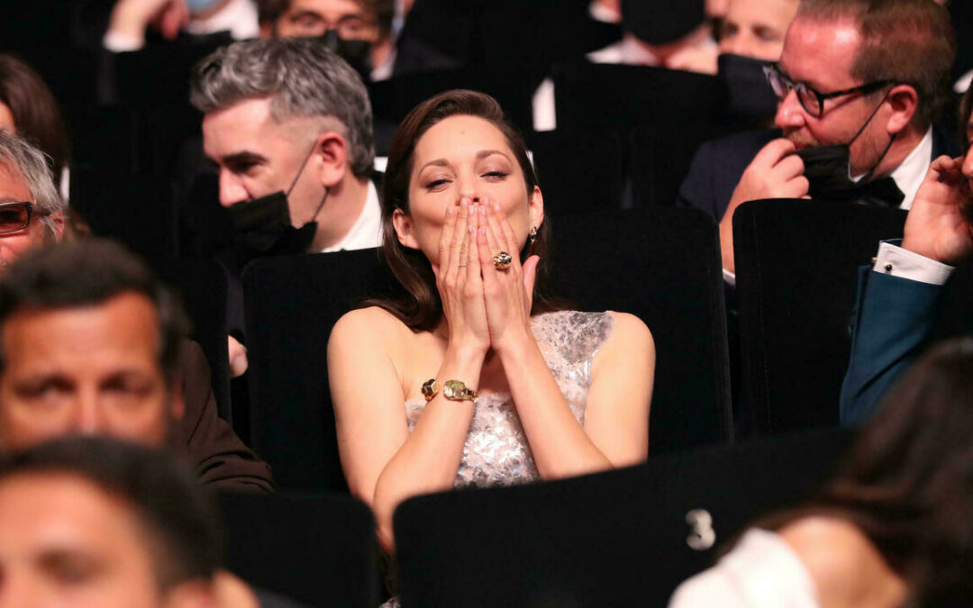 Kissing, spitting, puking: Highs and lows of Cannes...