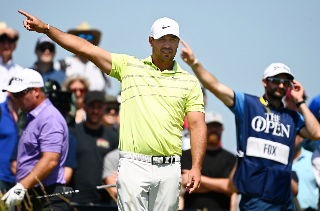 Brooks Koepka laments 'missed opportunity' after strong British Open finish
