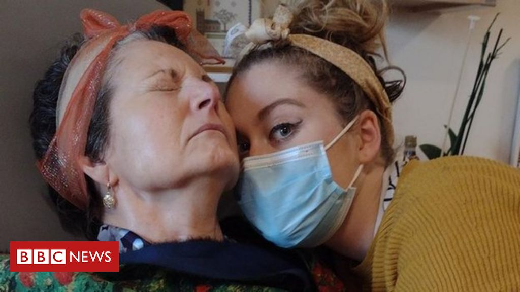 'Working in Mum's care home brought us closer'