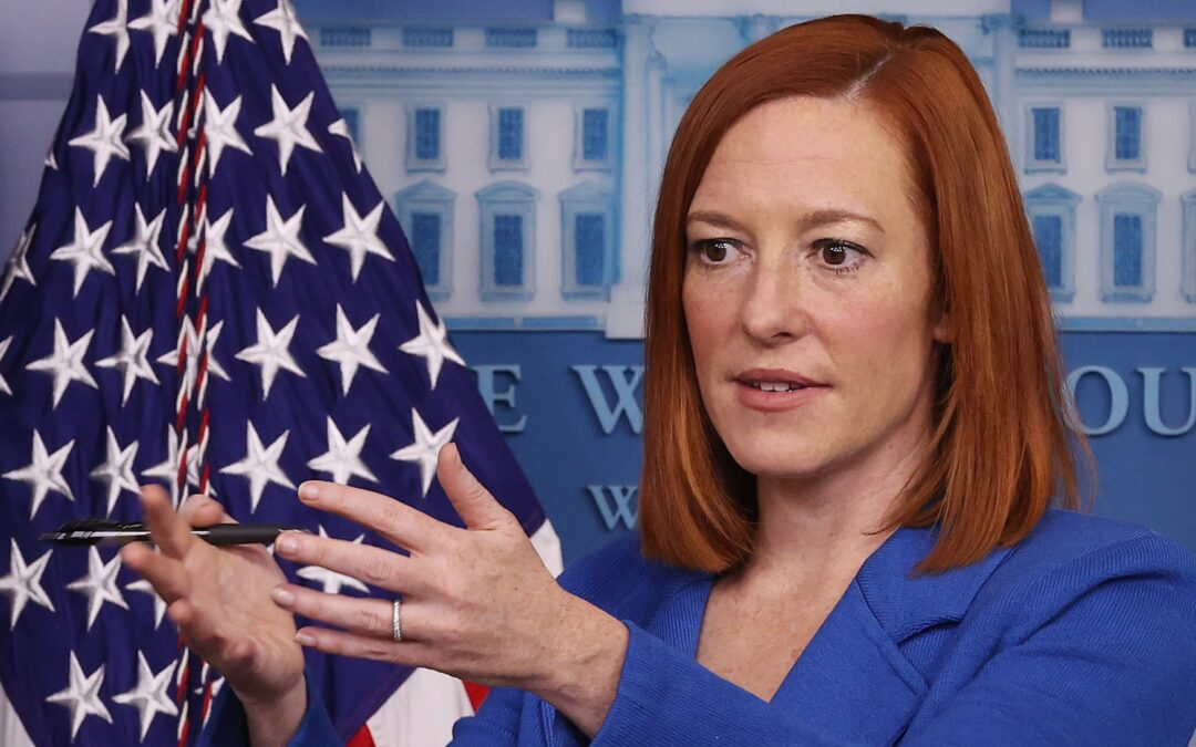 White House Press Sec. Jen Psaki Wants To Quash Misinformation — She Has A History Of Promoting It