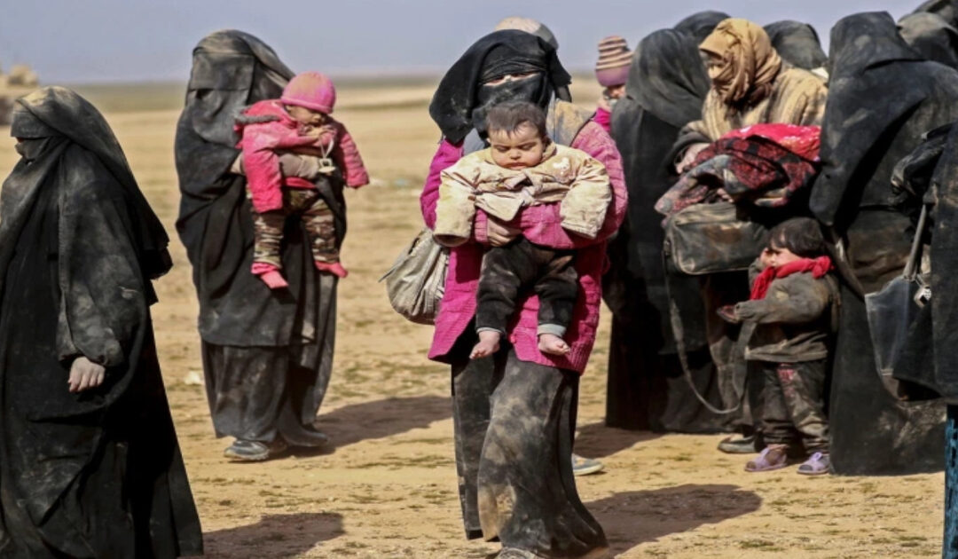 Should families of foreign ISIL fighters be able to return home?