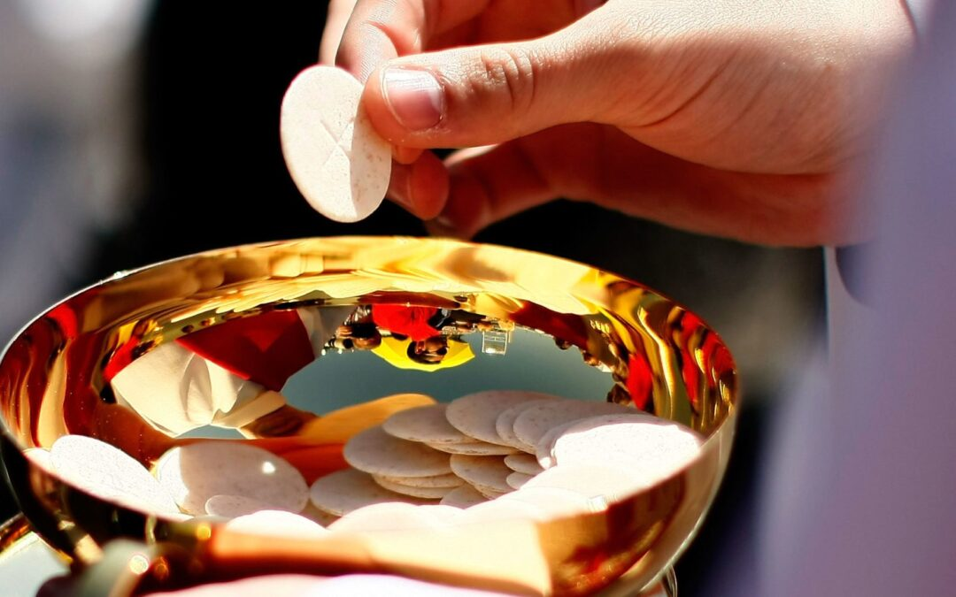 New Mexico Democrat Says Bishop Denied Him Communion Over 'Political Office'