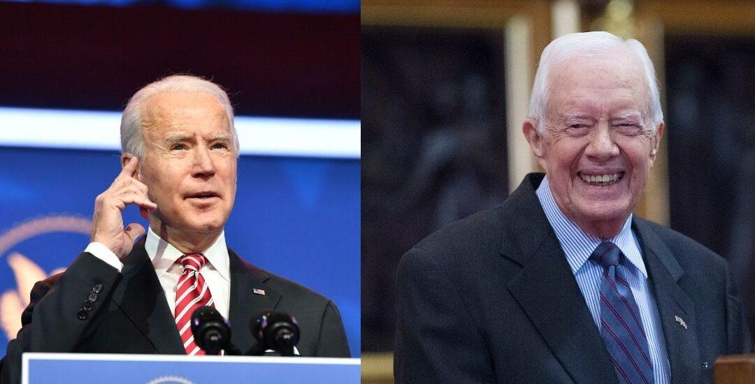 Is Joe Biden Reimagining The Jimmy Carter Presidency?