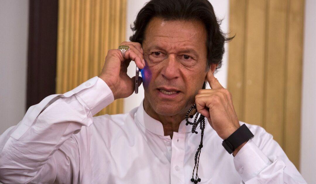 Pegasus snooping: Pakistan probes whether PM Khan's phone hacked