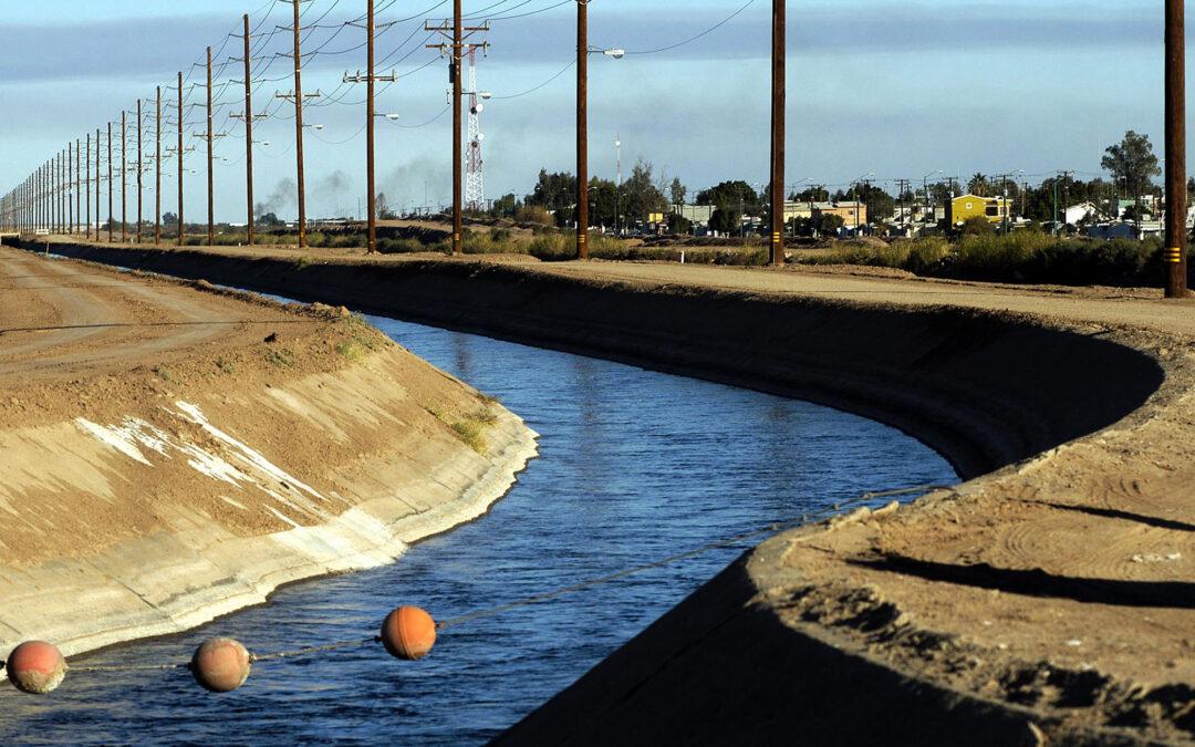 Border Patrol saves drowning immigrant near Mexican border