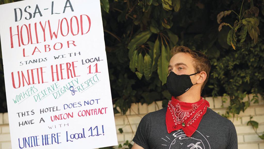 Hollywood's Socialism Boom: Emboldened Leftists Agitate for Radical Change...