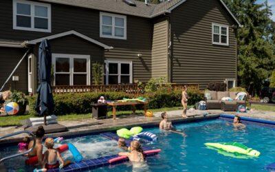 'AIRBNB' for Swimming Making Splash…