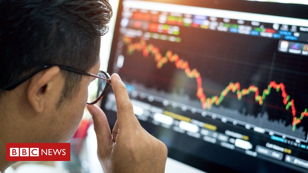 Covid: Asia follows global shares slide amid recovery fears