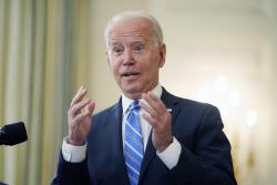 How Biden 'Wrestles With the Alligator'