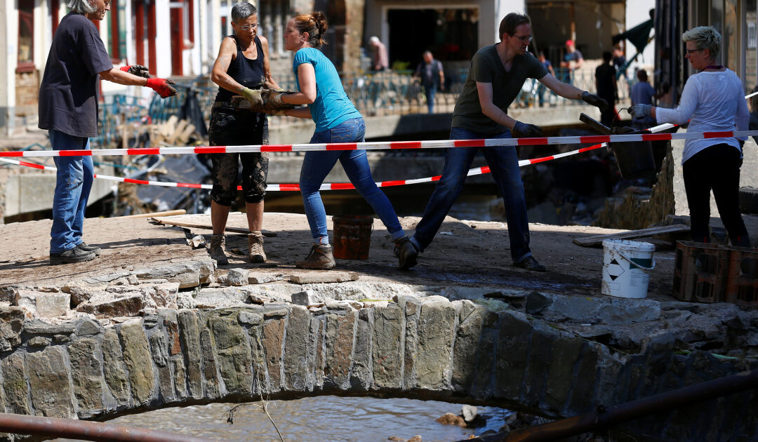 Flood-battered Germany rolls out $470m relief package