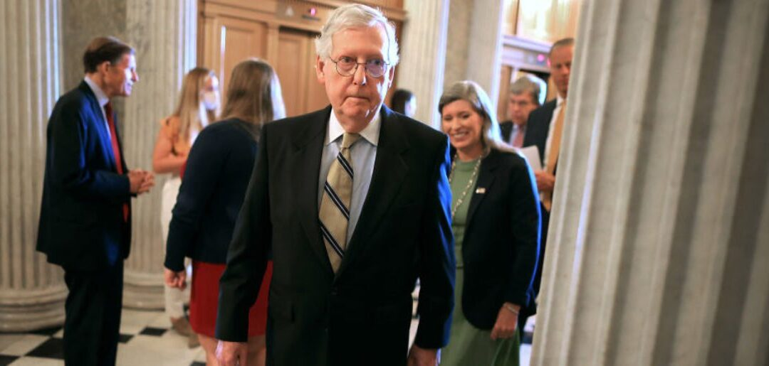 Wednesday Evening Dispatch: McConnell Warns Of Lockdowns If Vaccination Rates Stay Low
