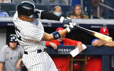 Yankees' Gleyber Torres displays best and worst of his game