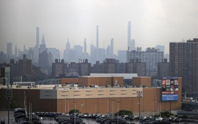 Massive wildfires in West bring haze to East Coast…