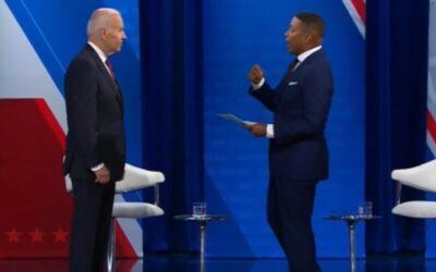 Fact-Checking Biden's Performance At CNN's Town Hall