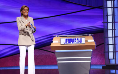 Alex Trebek's Birthday Sparks Touching Tributes from 'Jeopardy' Guest Hosts Robin Roberts, Mayim Bialik