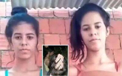Twin sisters forced to kneel, executed in horror INSTAGRAM livestream…