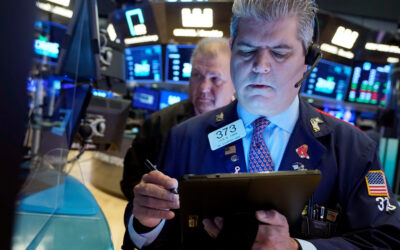 Dow closes above 35,000 as US stocks rebound from jitters