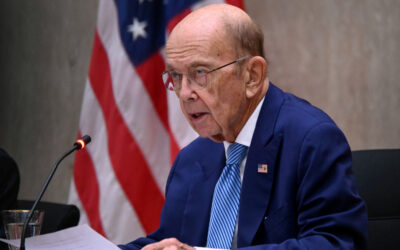 China sanctions former US commerce secretary Wilbur Ross, others