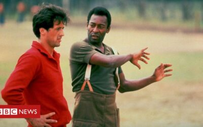 Escape to Victory: The Ipswich footballers who made a cult classic