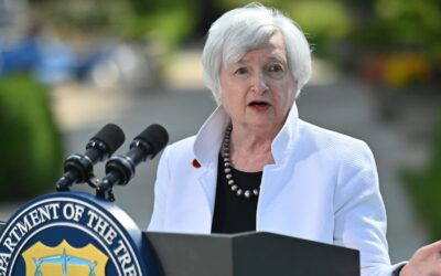 Janet Yellen Warns Of 'Irreparable Harm' If Congress Doesn't Raise The Debt Ceiling