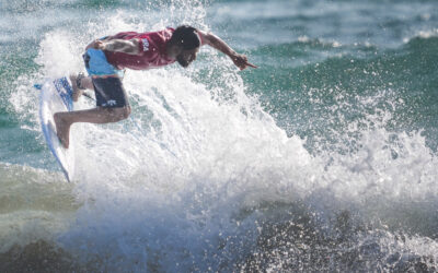 Surfing makes long-awaited Olympics debut at Tokyo 2020