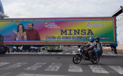 Another Nicaraguan presidential hopeful arrested in crackdown