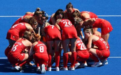GB begin Olympic hockey title defence with defeat by Germany
