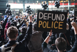 'Defund Police' Group Triggered by Accurate Description