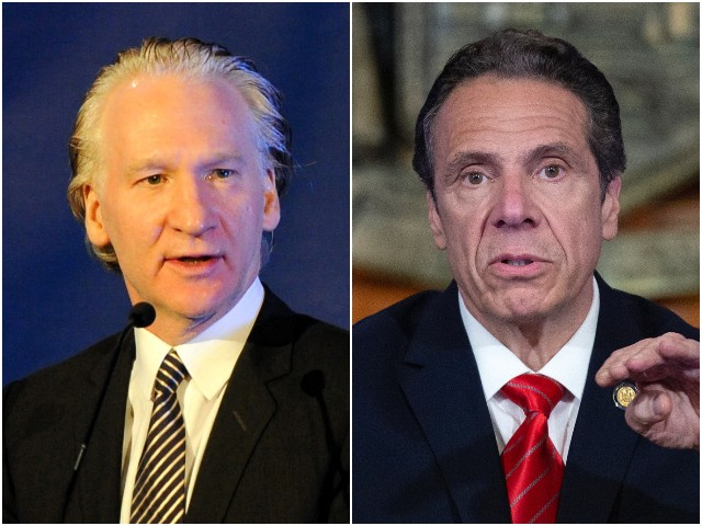 Bill Maher Tells 'Sleaze' Andrew Cuomo to Resign: 'They're Going to Impeach Him if He Doesn't Leave'