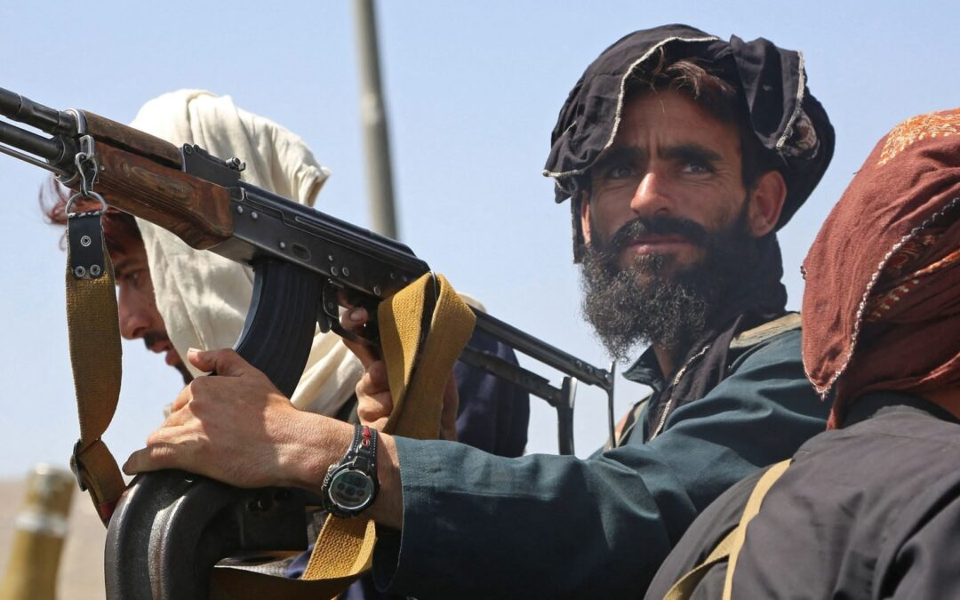 Pentagon Refuses To Answer Question On Taliban Obtaining US Weaponry, Equipment