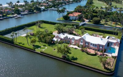Palm Beach Island Asks $35 Million MORE Than Sold for in July…