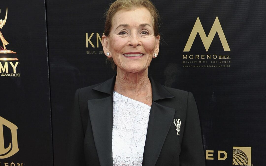 Judge Judy returning to TV, with granddaughter...