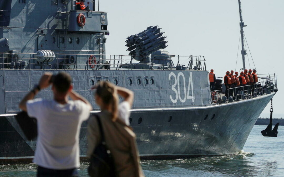 Massive war games worry NATO...