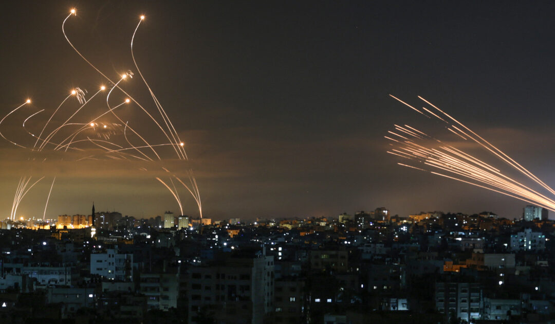 Israel hits Hamas sites in Gaza over a rocket firing: Military