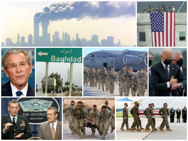 Pinkerton: Five Hard Lessons from America's 20-Year Journey Since 9/11